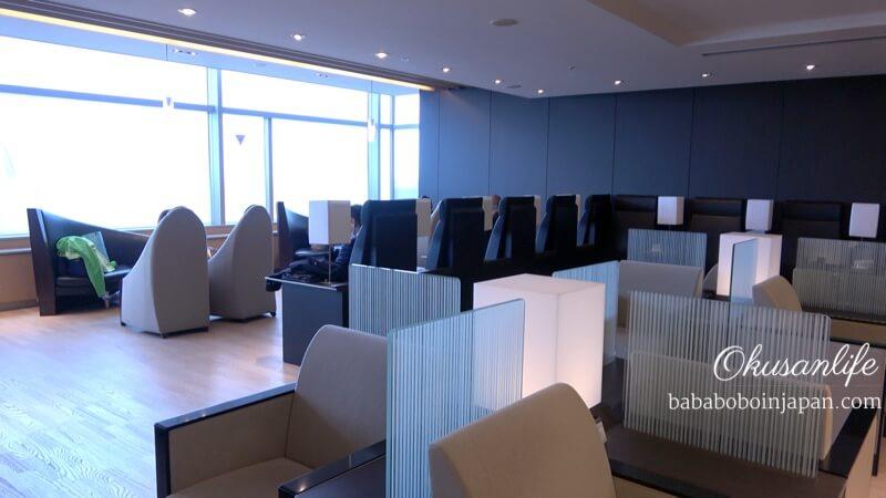 ANA Lounge haneda