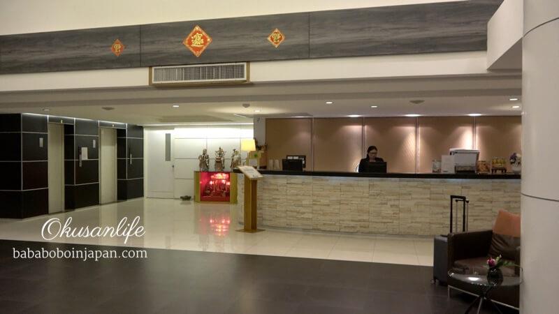 Miracal Suvarnabhumi Hotelรีวิว
