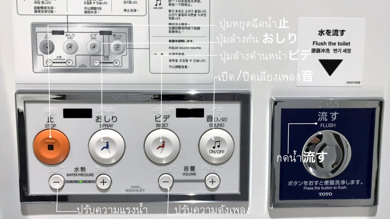 ห้องน้ำ ญี่ปุ่น