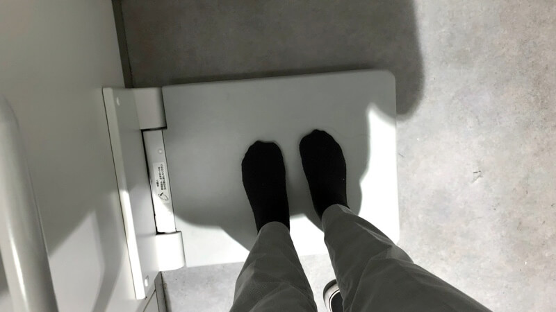 ห้องน้ำญี่ปุ่น วิธีใช้
