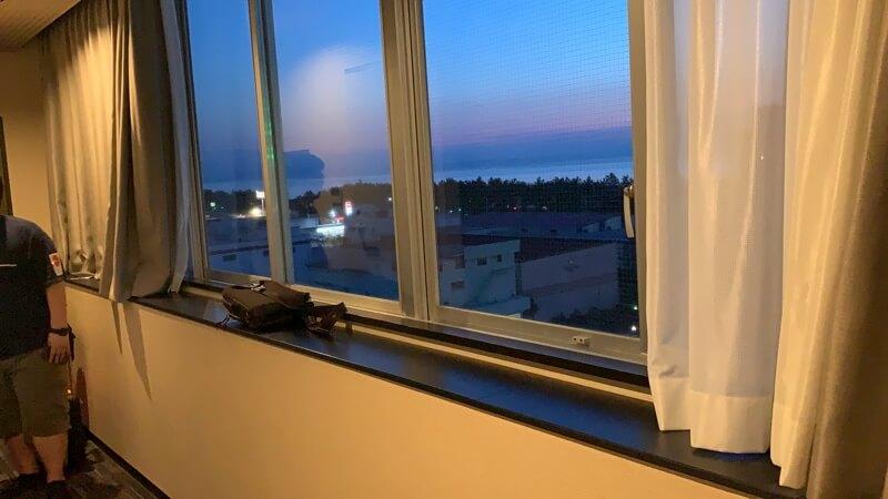 โรงแรมใกล้สนามบินKIX