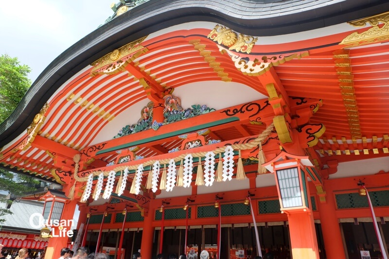 ศาลเจ้าฟูชิมิอินาริ ปิดกี่โมง