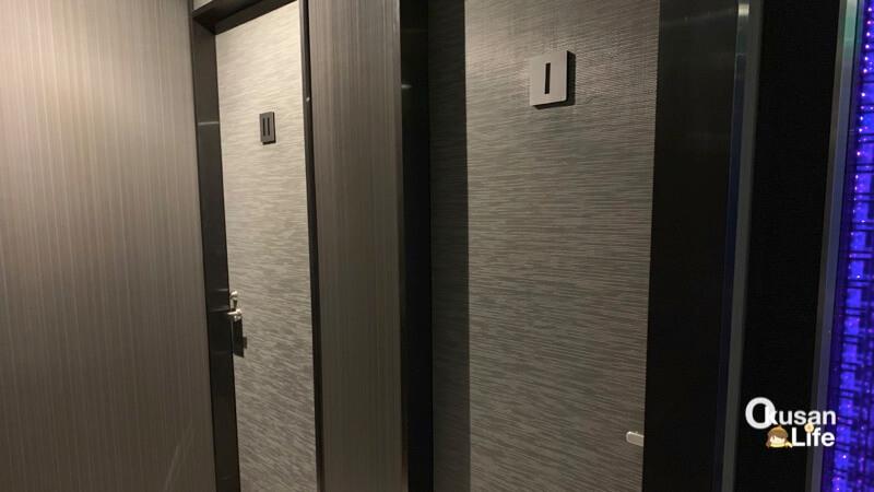 รีวิวห้องอาบน้ำ EVA สนามบินสุวรรณภูมิ