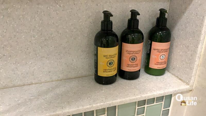 รีวิวห้องอาบน้ำ EVA สุวรรณภูมิ