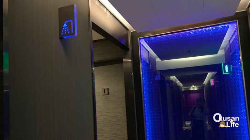 EVA shower room suvarnabhumi