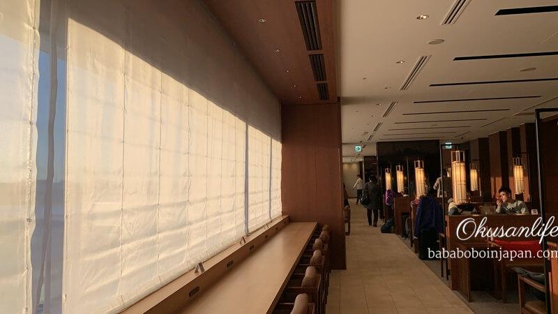 sakura lounge fukuoka airport