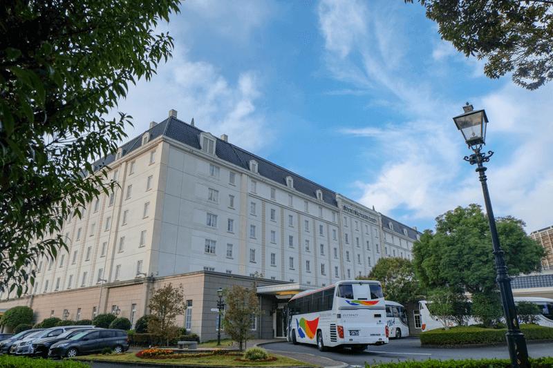 Hotel Nikko Huis Ten Bosch