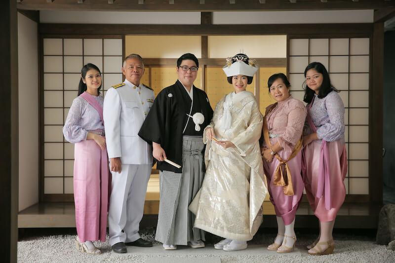 งานแต่งงานในญี่ปุ่น